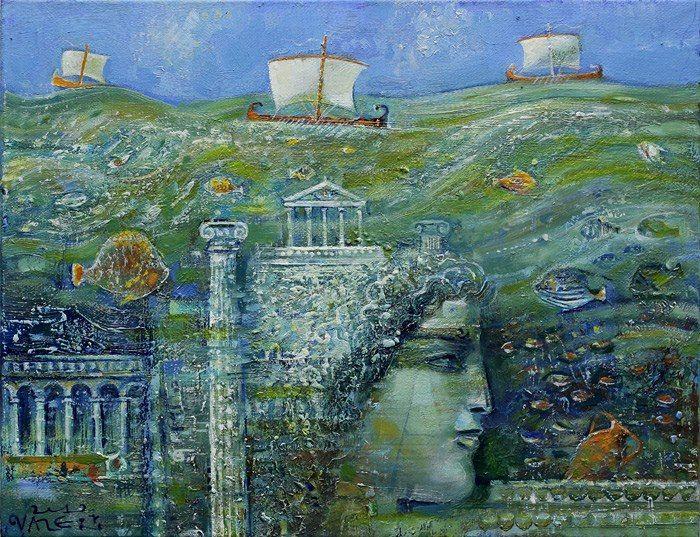 Valeri Tsenov Contemporary Painting   Facebook   Painting ...