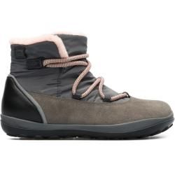 Photo of Camper Peu pista, boots kids, gray / black / nude, size 37 (eu), K900141-001 CamperCamper