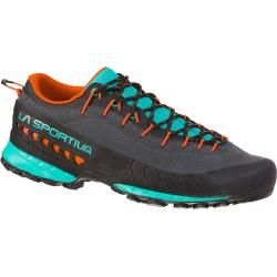 Photo of La Sportiva women Tx4 shoes (size 38.5, turquoise) | Approach shoes & multifunctional shoes> Ladies La