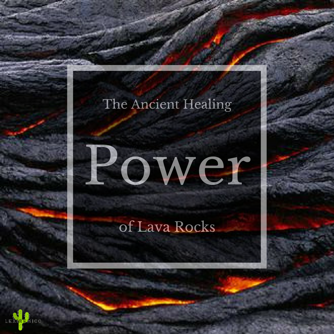 The Powers Of Lava Stone