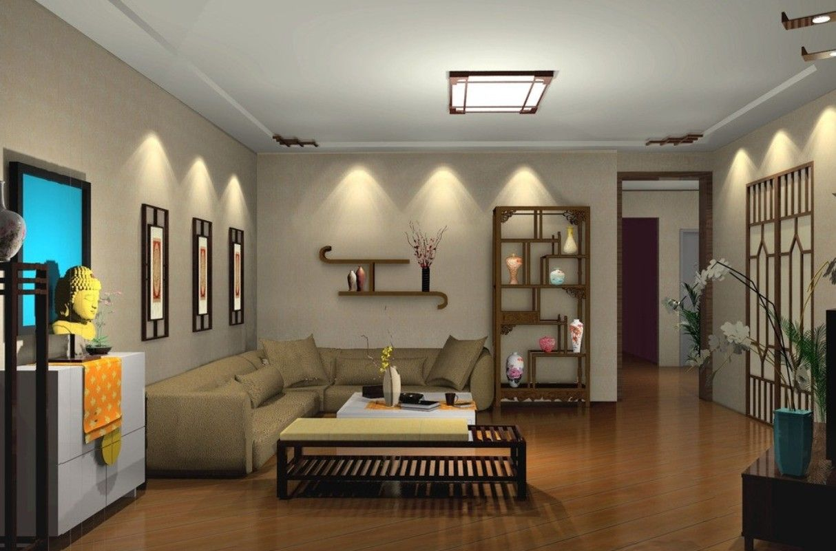 Living Room Lighting Ideas With Nice Wall Lights Decorating Modern Mesmerizing Design Idea For Small Living Room Decorating Design