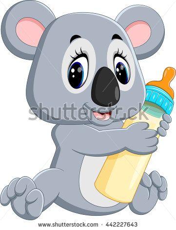 Cute Koala Cartoon Cute Animal Clipart Cute Turtle Cartoon Cute Panda Cartoon