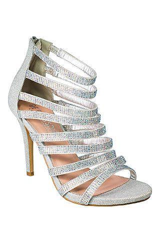 ccf68c3808f90 Searching for designer shoes  Browse David s Bridal collection of designer  heels