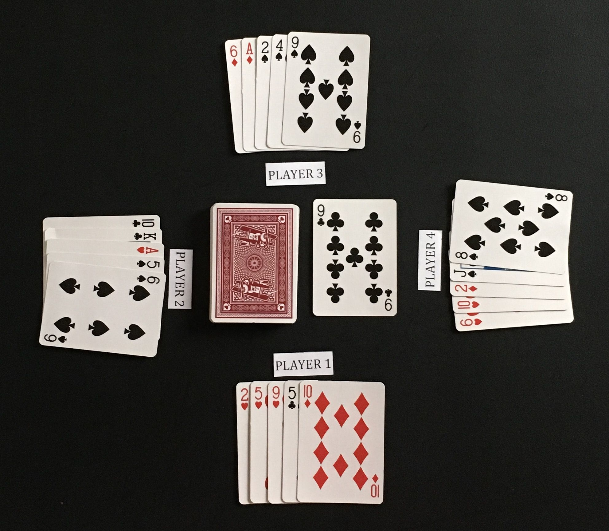 How To Play Crazy Eights Crazyeights Crazy8s Cardgames