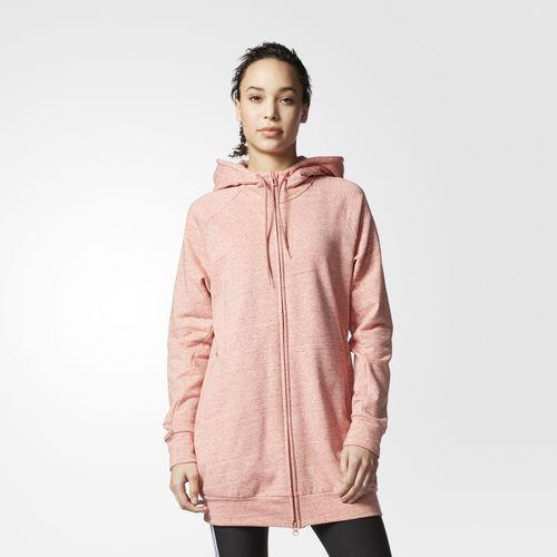 adidas Hoodie Raw Pink | Zando