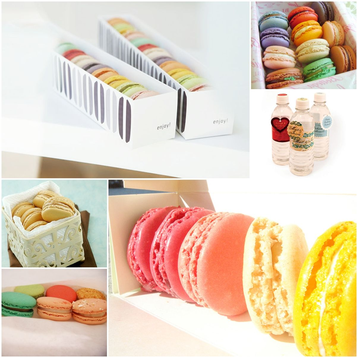 Lette macarons thank you nita for getting me hooked
