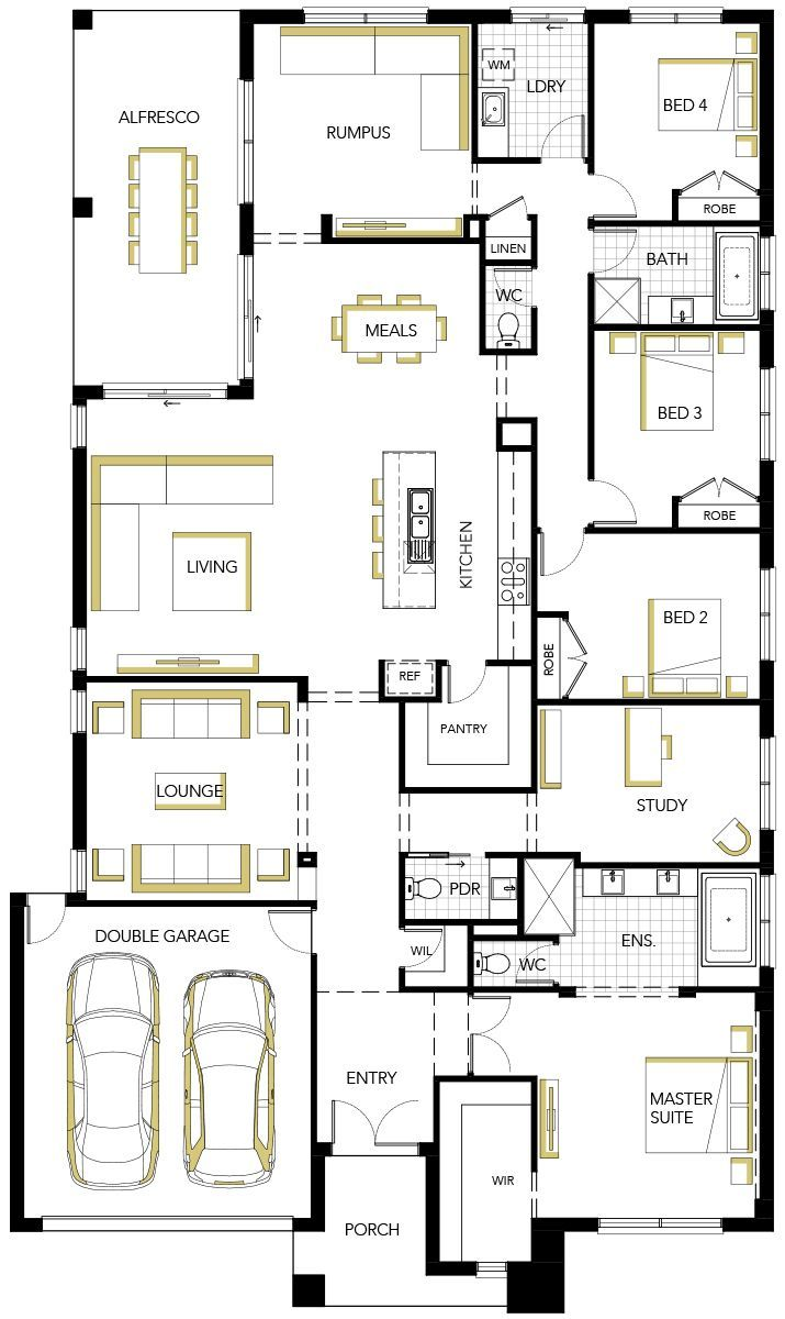 21 Trendy Floor Plan 2 Story Australia To Not Miss House Plans Australia Floor Plans 2 Story New House Plans