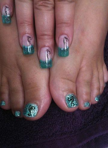 Lcn Glass Gels Rock Star Toes Twinkle Toes Pinterest Toe