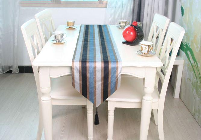 Pintimeless Treasures On Wedding Burlap  Pinterest  Striped Stunning Dining Room Tablecloths Design Decoration