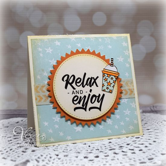 Relax And Enjoy Coffee Loving