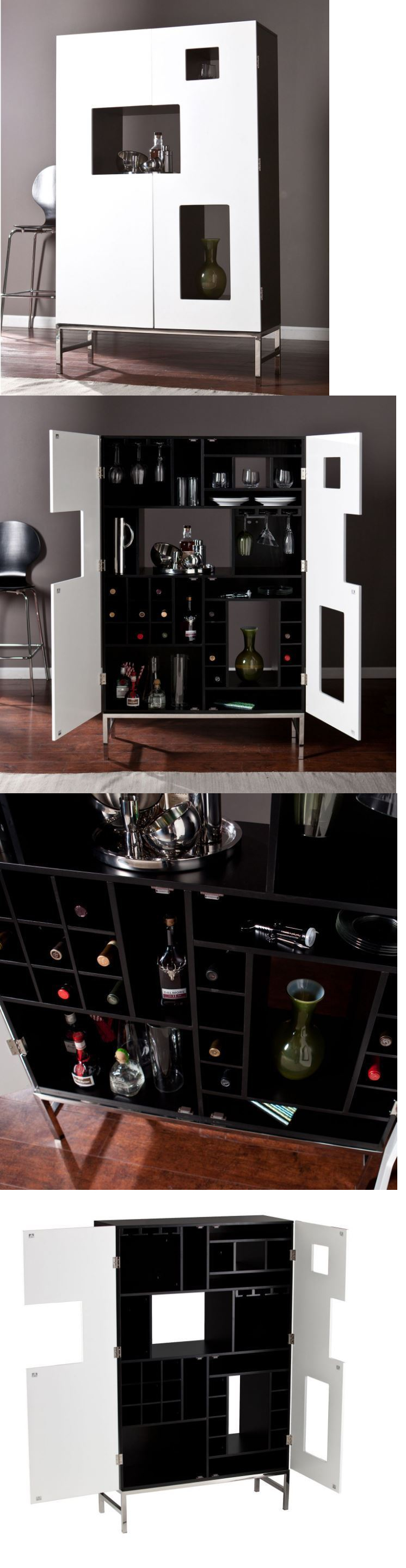 home pubs and bars liquor storage cabinet furniture dry bar and wine mini home