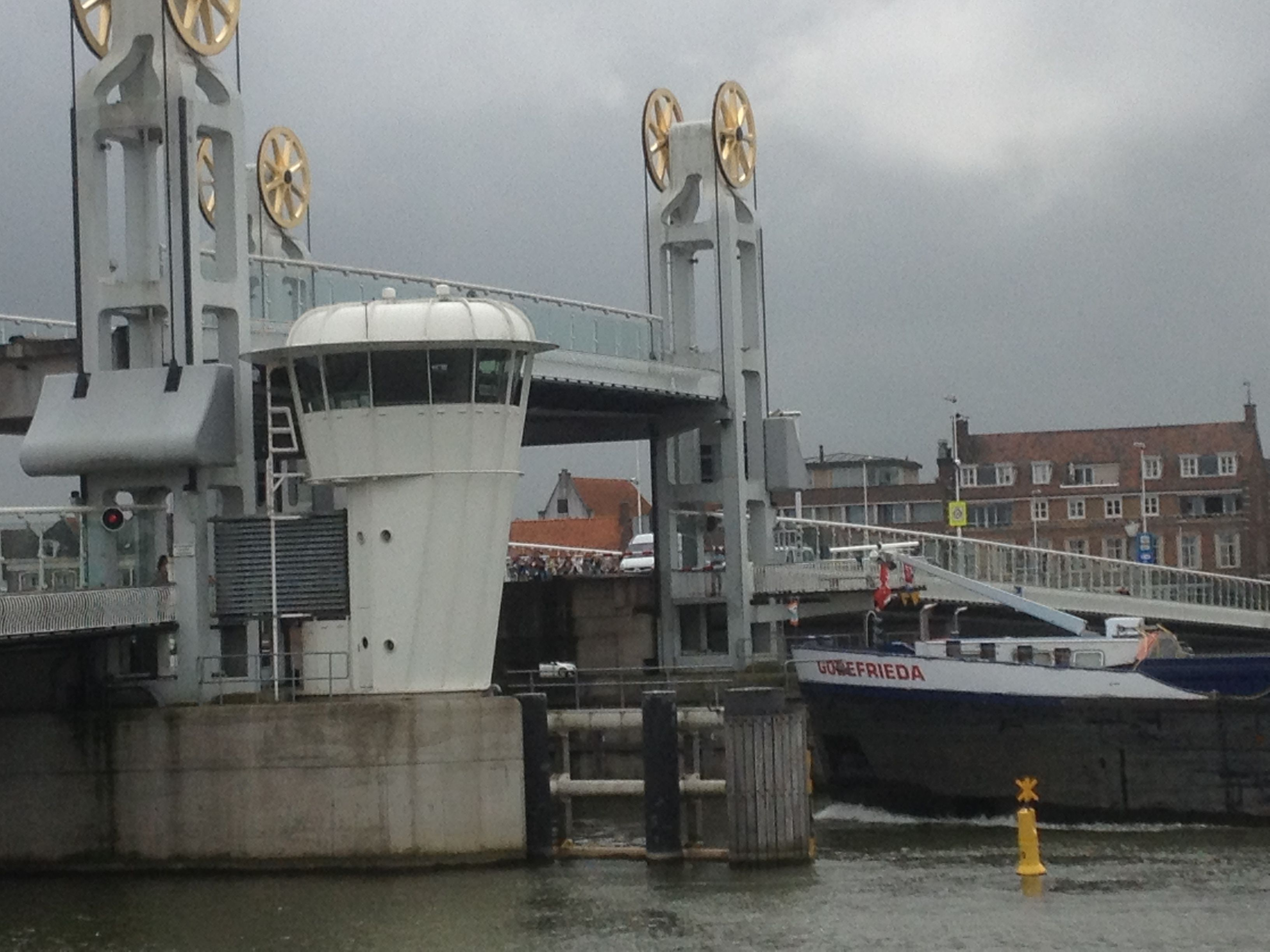 Brug in Kampen