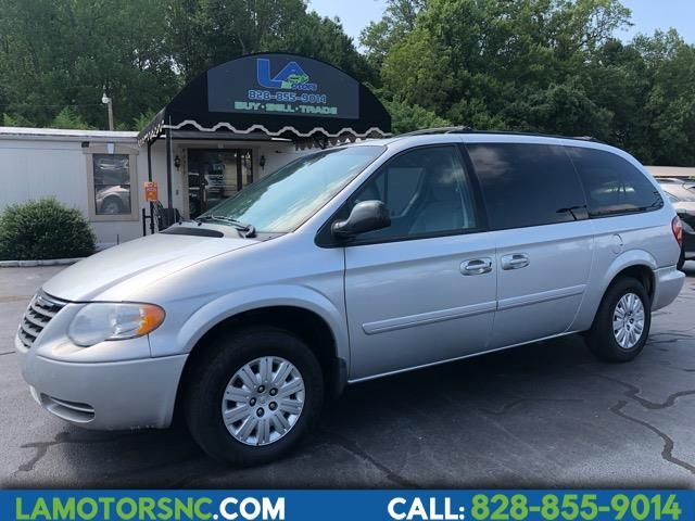 2006 Chrysler Town Country 4dr Lx Fwd Cars For Sale Used Cars