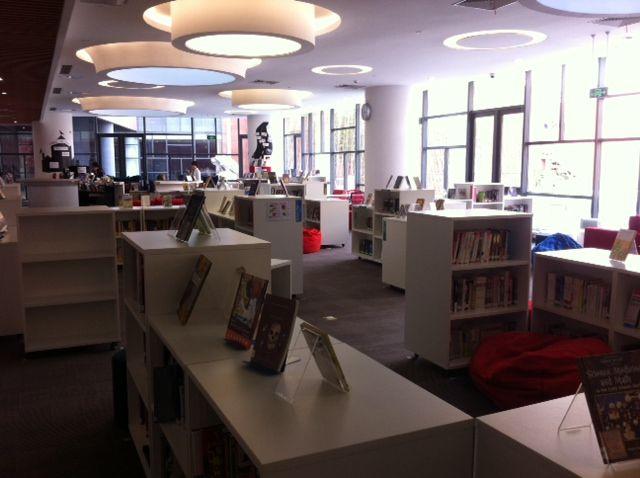 Dulwich Suzhou SS Library 2015