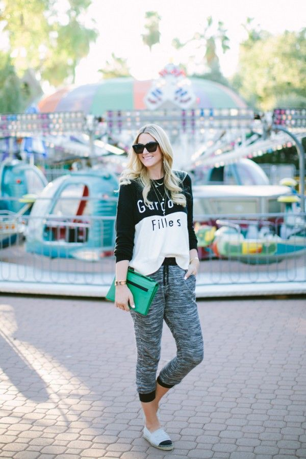 Three Joggers, Three Ways: Date Night Approved  15 Oct, 14by CAITLIN LINDQUIST