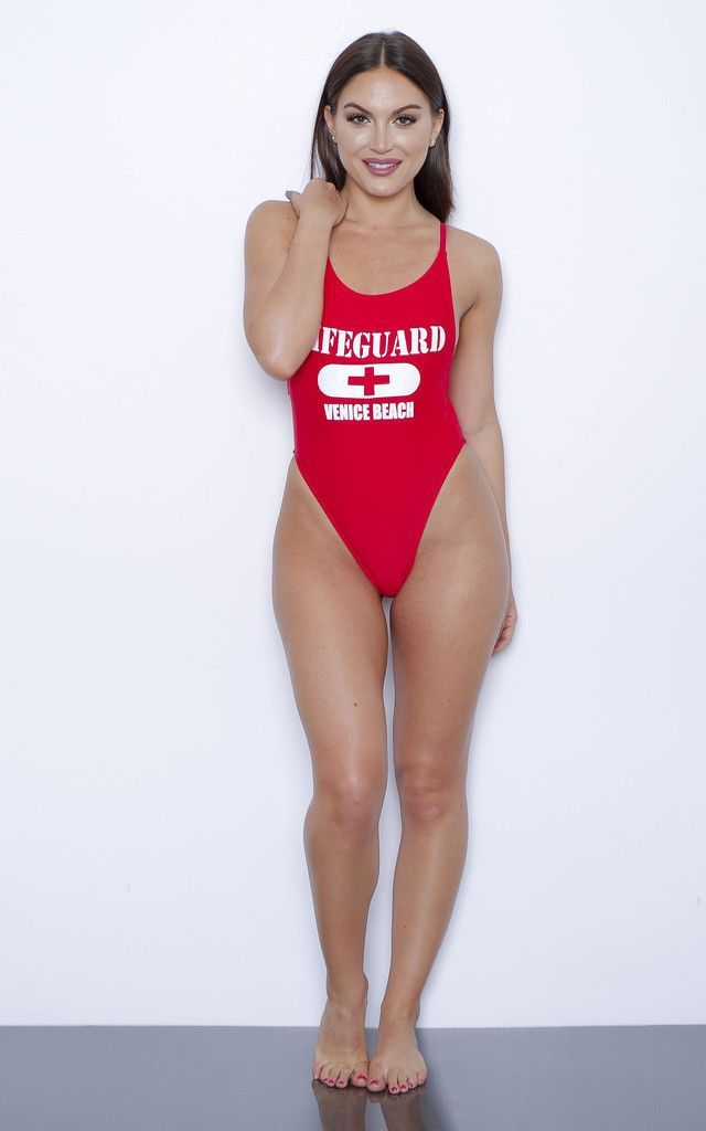 lifeguard swimsuits halloween costumes bodysuits rave swimwear bathing suits carnival - Halloween Swimsuit