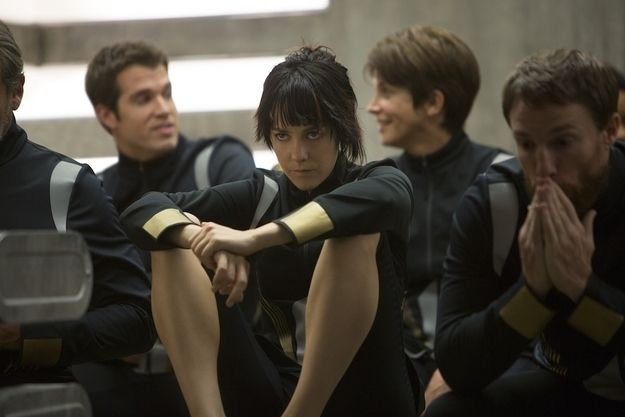 How Jena Malone Got Away With Two F Bombs In The Hunger Games