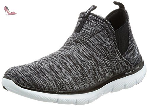 Equalizer 2.0, Sneakers Basses Homme, Noir, 39.5 EUSkechers