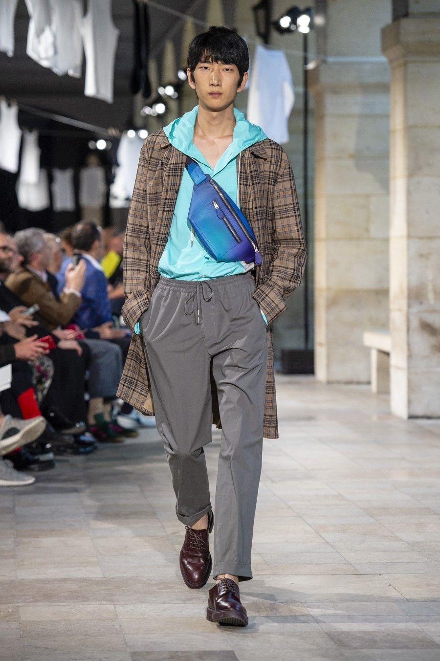 Hermès Men's Spring / Summer 2019 Paris Fashion Week