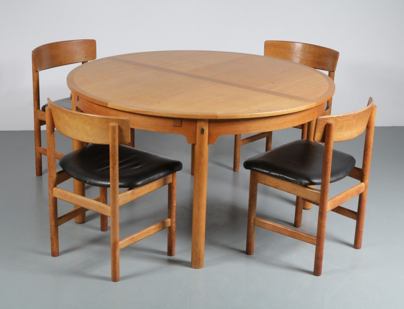 Dinner set by Børge Mogensen for Karl Andersson & Söner, 1950s