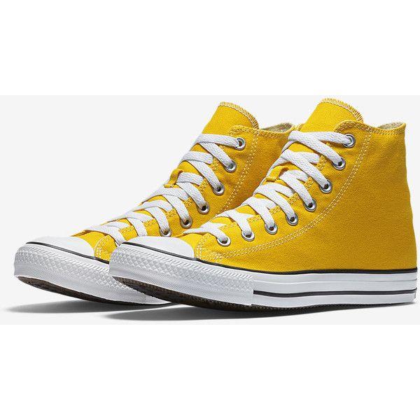 Converse Chuck Taylor All Star High Top Unisex Shoe. Nike.com ($55)