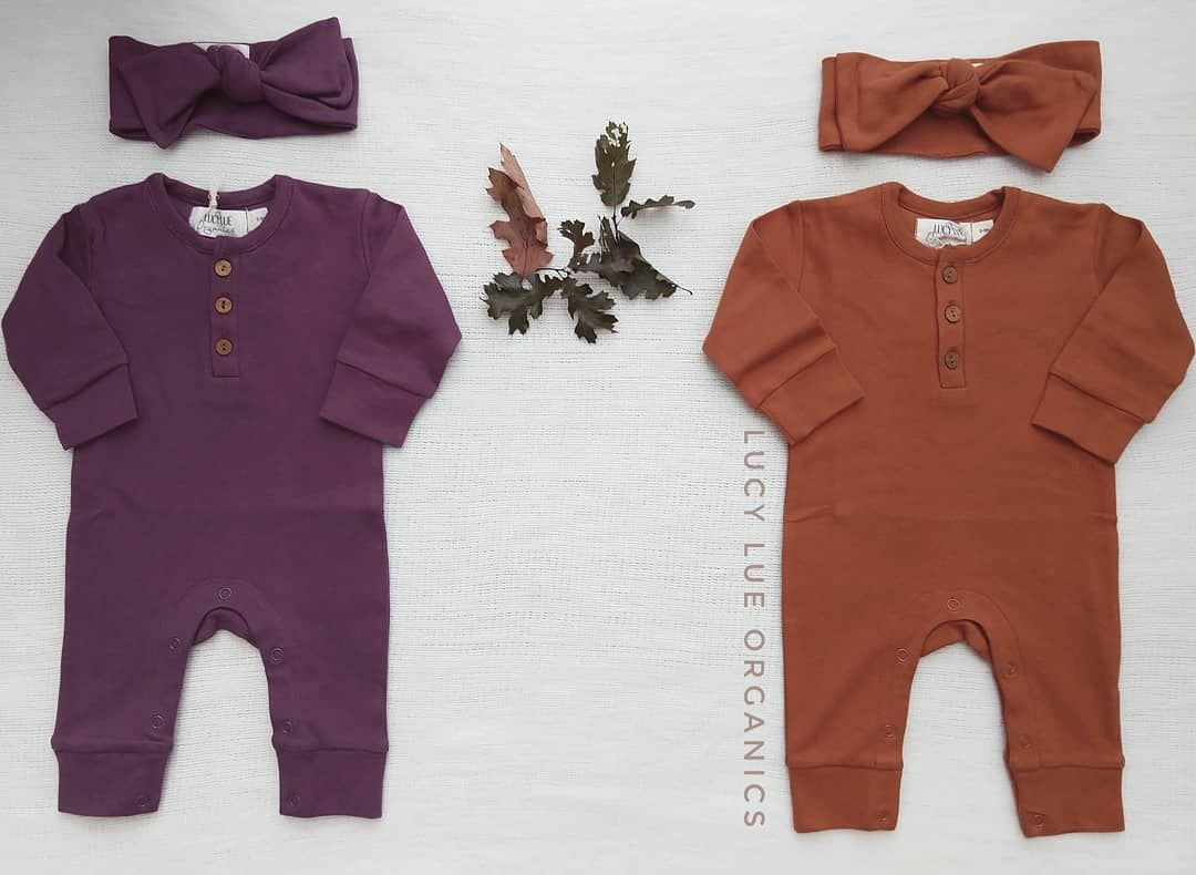 The cutest and most stylish baby clothes that you ever did see