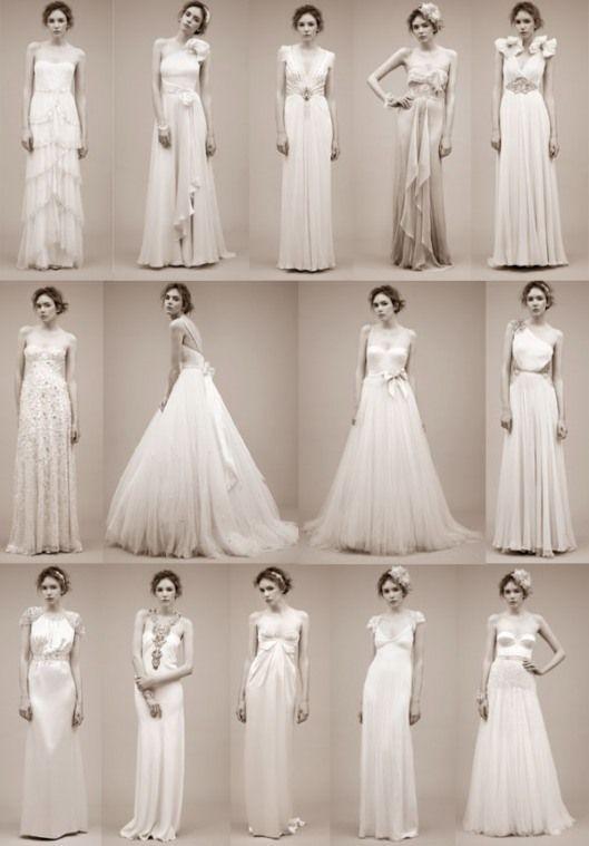 Jenny Packham #Bridal