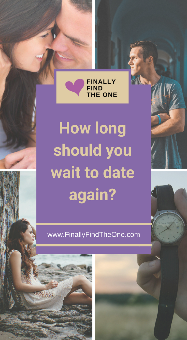 how long to wait until dating again after breakup