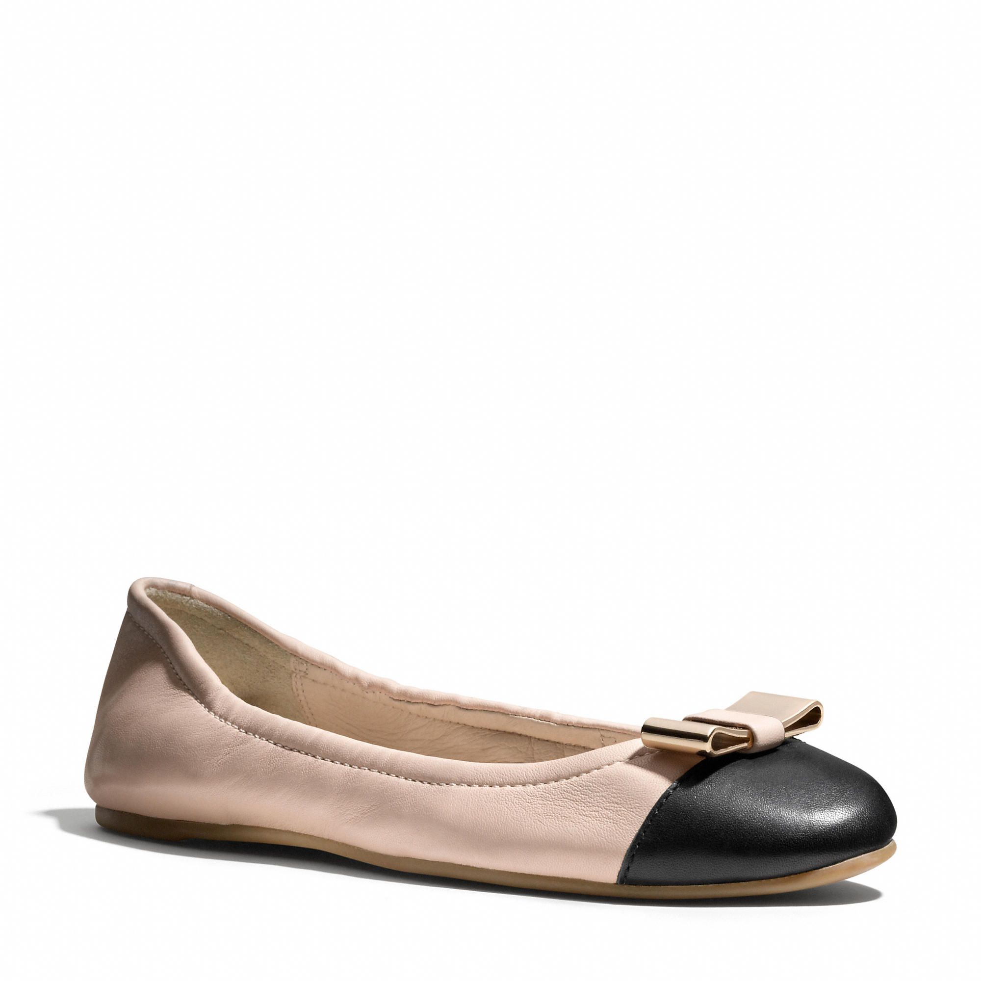 Shop COACH flats and loafers at Coach.com