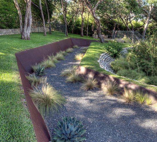 Construire un mur de soutènement - 84 idées jardin pratiques ...
