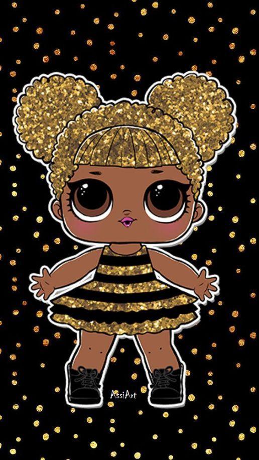 Lol Surpresa Boneca Queen Bee