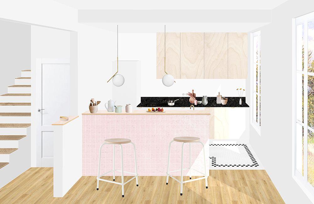 heju studio\ maison botzaris - cuisine  (parís, france)