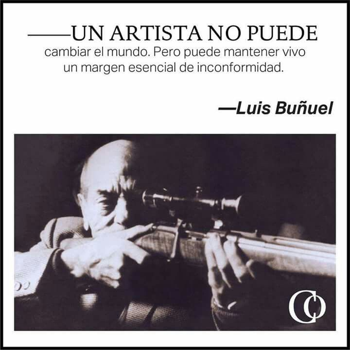 Margen mínimo   Luis Buñuel   Pinterest