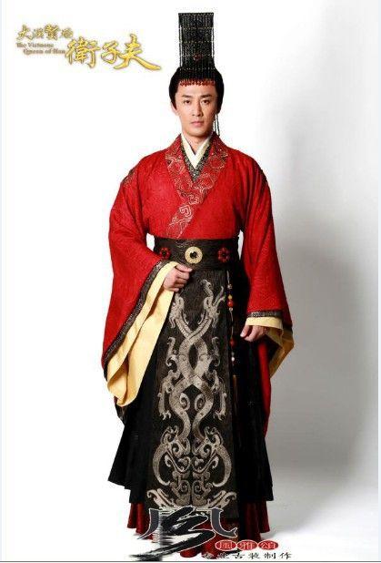 Venta caliente alta calidad dinastía Ming hombres traje cosplay hanfu  antiguos ropa emperador fotografía traje de la etapa envío gratis d026812ccd2a