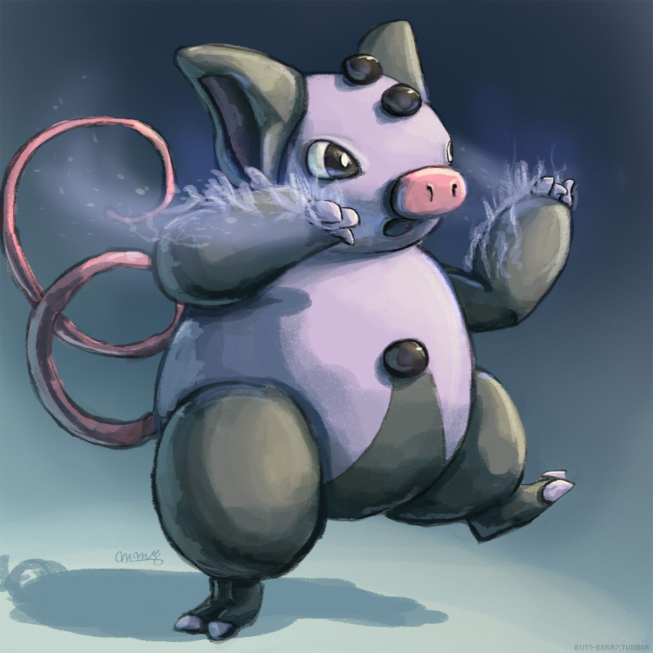 Grumpig (With images) | Pokemon drawings, Pokemon, Pokemon art