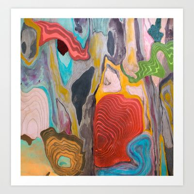 Weightlessness and Gravity Art Print by Kaley Dickinson - $18.00