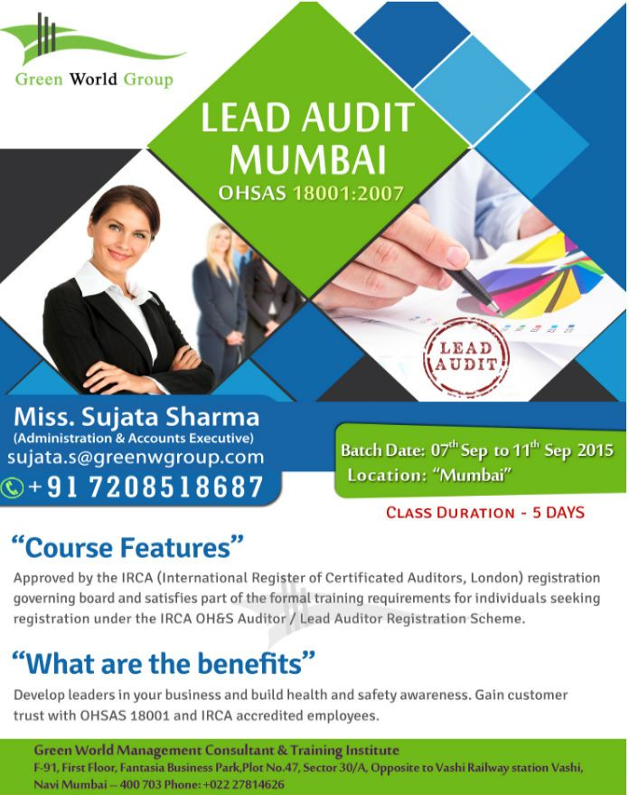 Pin By Green World Group On Green World Group Mumbai Training