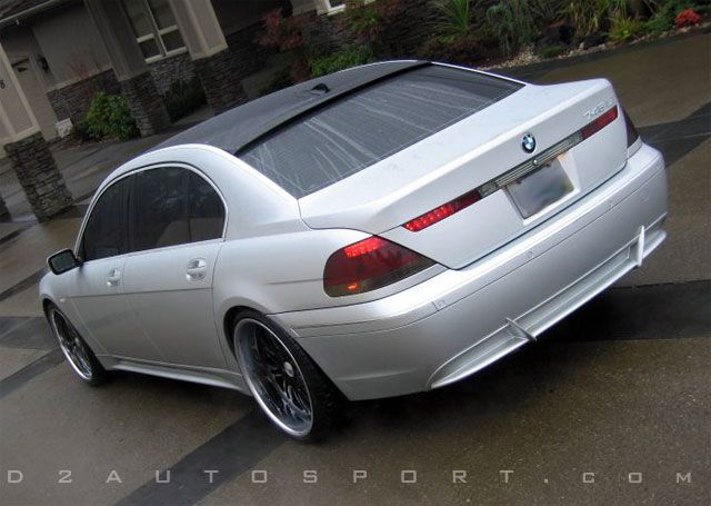 G Power Customizes Bmw 7 Series E65 S Cabin With Images Bmw 7