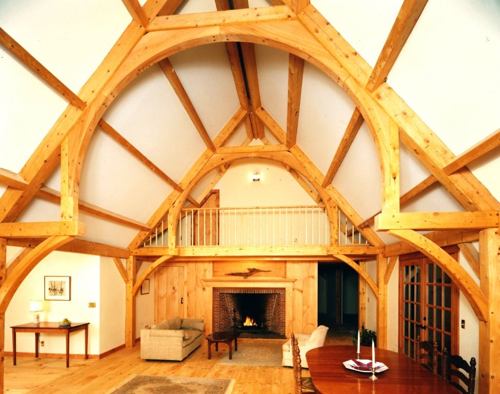 timber-trusses-hammer-beam-breed-estate | Architectural Details ...