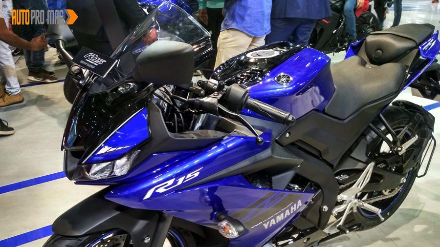 Yamaha Yzf R15 V3 Launched In India Yamaha Yzf Yamaha Product