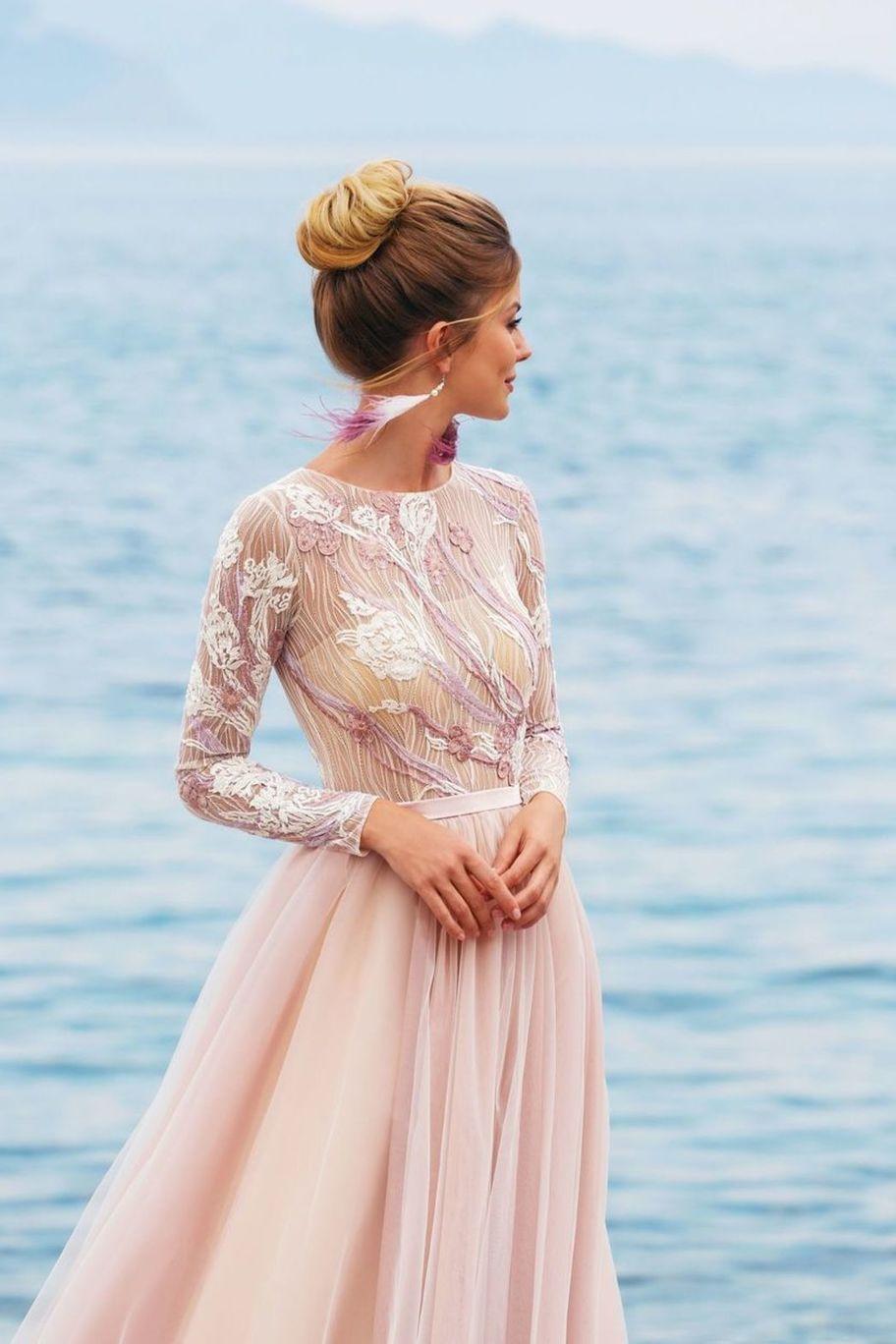 c25ef559965 Свадебное платье «Агния» Куклы — купить в Воронеже платье Агния из  коллекции «Цветы