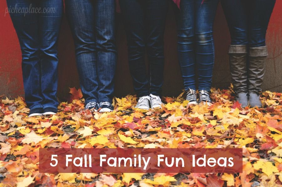 """Can you say """"Fall Family Fun"""" five times fast?Fall is my favorite season, and it's the perfect season to spend time together as a family without spending a ton of money! Fall Family Fun Idea: Go to a Football Game One of my all-time favorite fall activities is going to a football game. I grew...Read More »"""