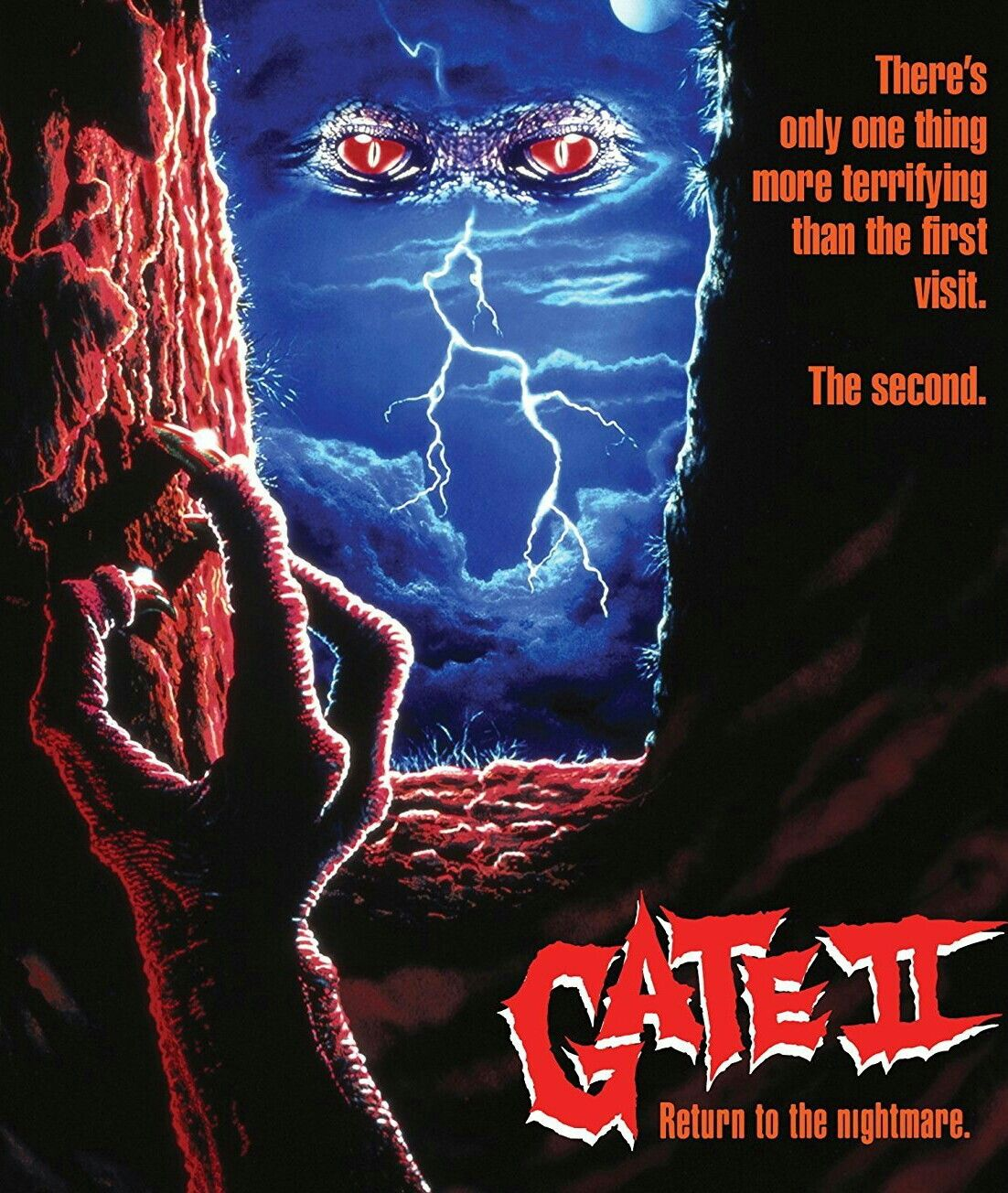 THE GATE II (With images) American horror movie, Horror