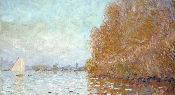 National Gallery Of Ireland S Sole Destroyed Monet Restored And