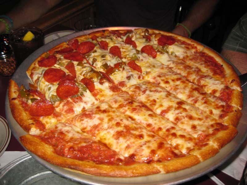 Syracuse Twin Trees Pizza Food Pizza Syracuse