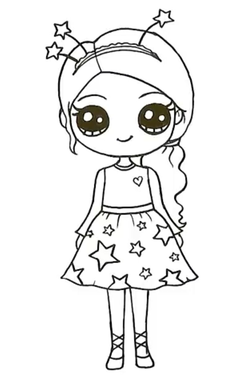Pin De Thelma Maquera Ochoa Em Drawing Bonequinhas Kawaii Kawaii Desenhos Fofos Desenhos Kawaii Tumblr