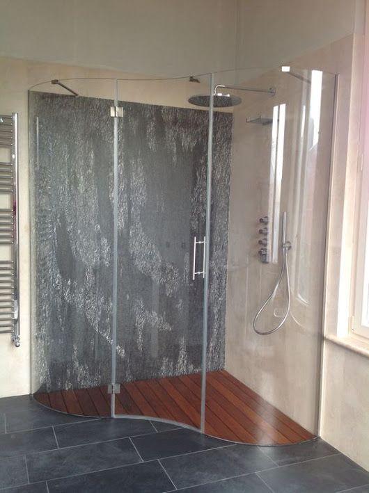 Pedana doccia Legno Ipè di qualità duraturo negli anni