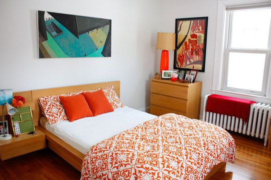 we have this comforter set! decor Pinterest Comforter, Room - Orange Bedrooms