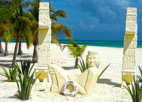 Isla Pasion Cozumel All Inclusive Private Island Beach P With Open Bar And Buffet Included In Day For Pion