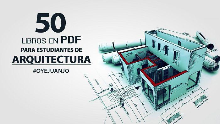 50 Libros En Pdf Para Estudiantes De Arquitectura Libros